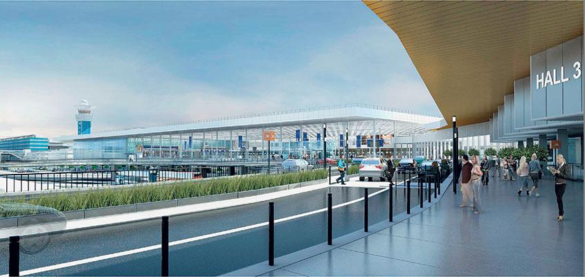 Aeroporto Orly Terminal W : Pensando salvador do futuro aeroporto de terá a