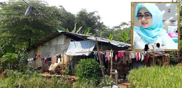 Fakta Siska Icun Sulastri: di Sukabumi Tinggal di Sawah, di Jakarta Tinggal di Apartemen