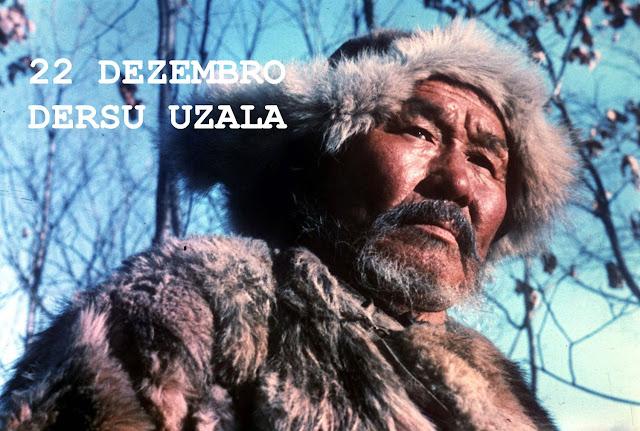 Dersu Uzala - A Águia da Estepe  (1975) de Akira Kurosawa
