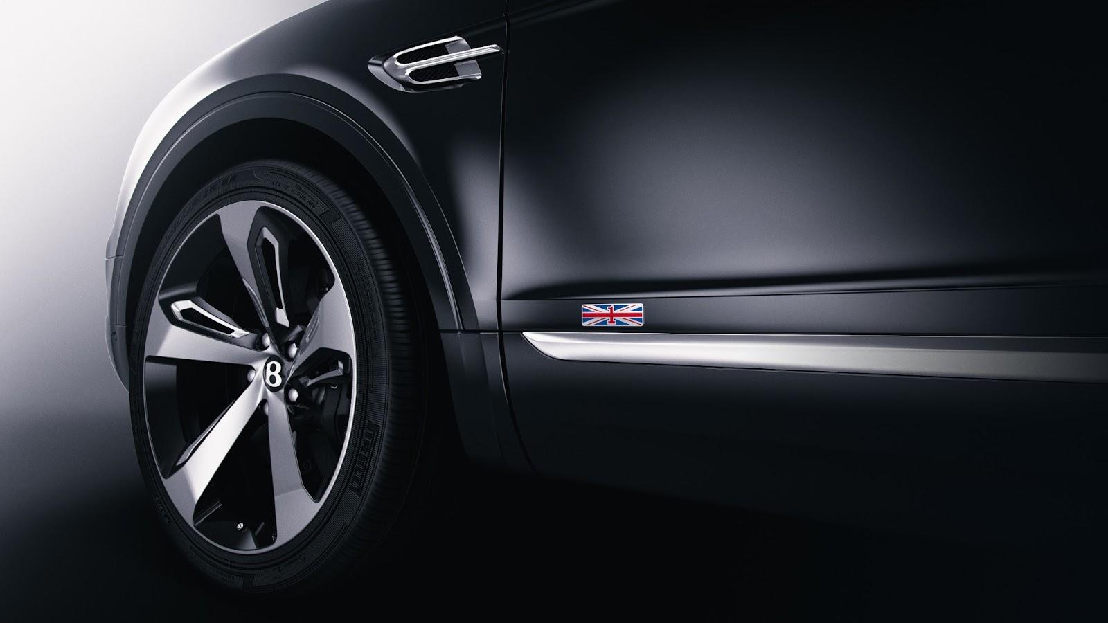Bentley%2Bdebuts%2BBentayga%2BFirst%2BEdition%25283%2529 Ένα SUV για λίγους