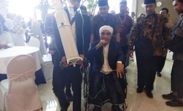 Kanker Stadium IV Tak Menyurutkan Semangat Juang Kyai Maksum Bondowoso