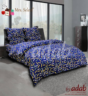 A good bed linen acts as a great stress buster as you get a comfortable sound sleep and you wake up fresh.