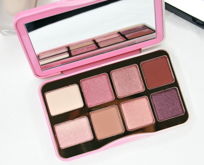 Too Faced Tickled Peach eyeshadow palette holiday 2018