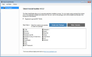 Silent Install Builder 4.6.2 Full Version