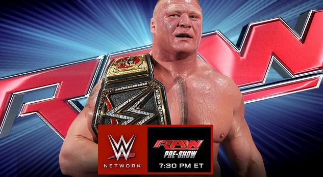 WWE Rulez : WATCH WWE RAW - 9/22/2014 - 22ND SEPTEMBER 2014 - HDTV