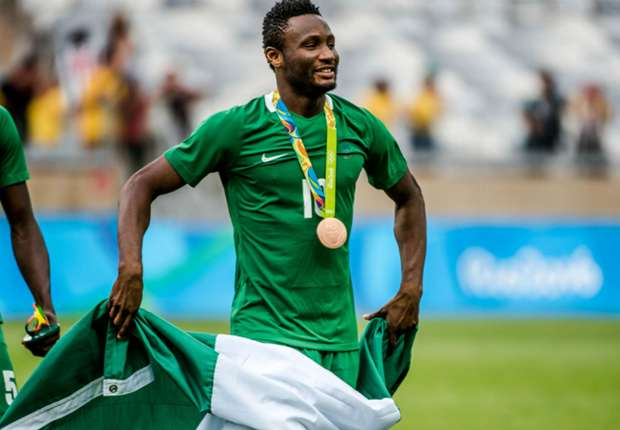 2018 WORLD CUP NIGERIA WILL MAKE HISTORY - MIKEL