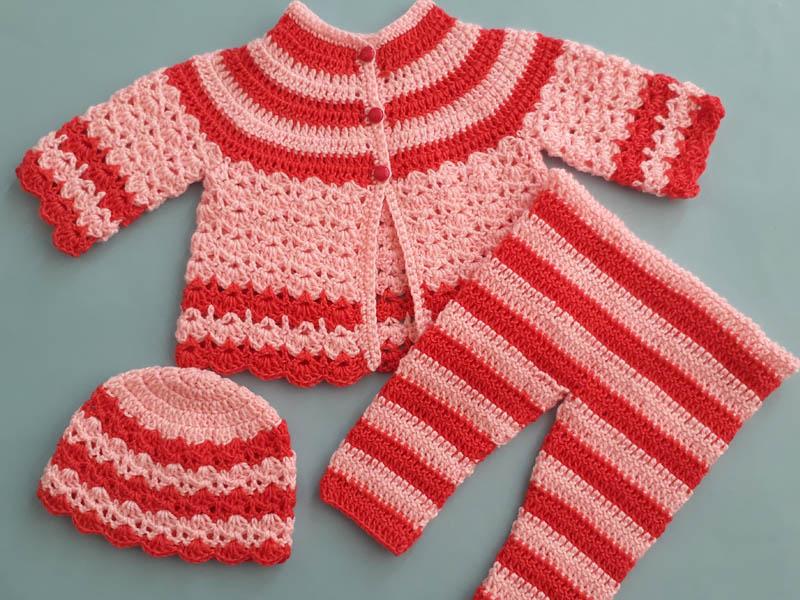 41dc307ca8c3 Crochet - Crosia Free Patttern with Video Tutorials  How To Crochet ...