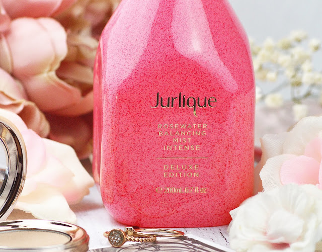Jurlique Rosewater Balancing Mist Intense Deluxe Edition Lovelaughslipstick Blog