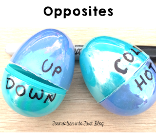 Easy Easter Egg Ideas for Your Classroom. Try CVC word sorts, sight words and more ideas for your literacy rotations.