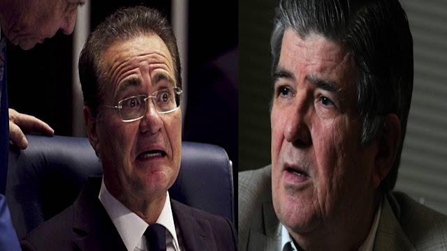 Blog do Tio Celo: Áudio de Renan Calheiros e Sérgio Machado