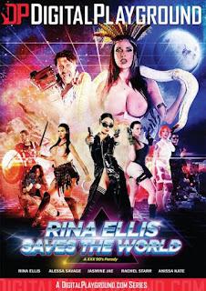 Rena Ellis Saves The World: A XXX Parody
