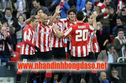 Athletic Bilbao vs Real Madrid www.nhandinhbongdaso.net