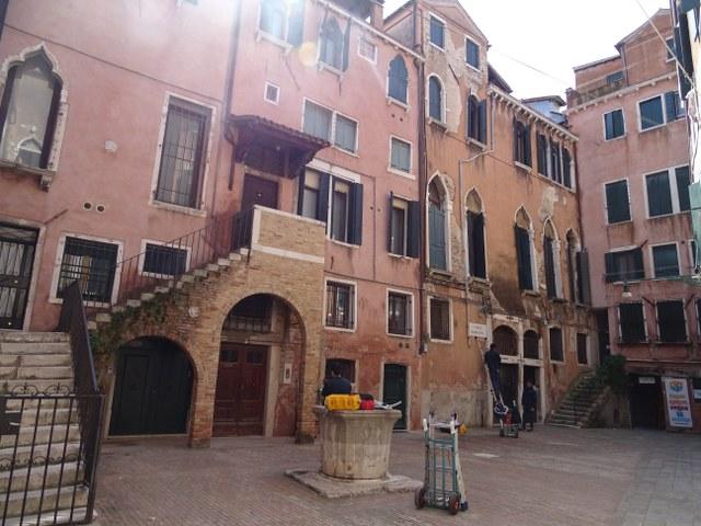 Corte Morosini Venecia