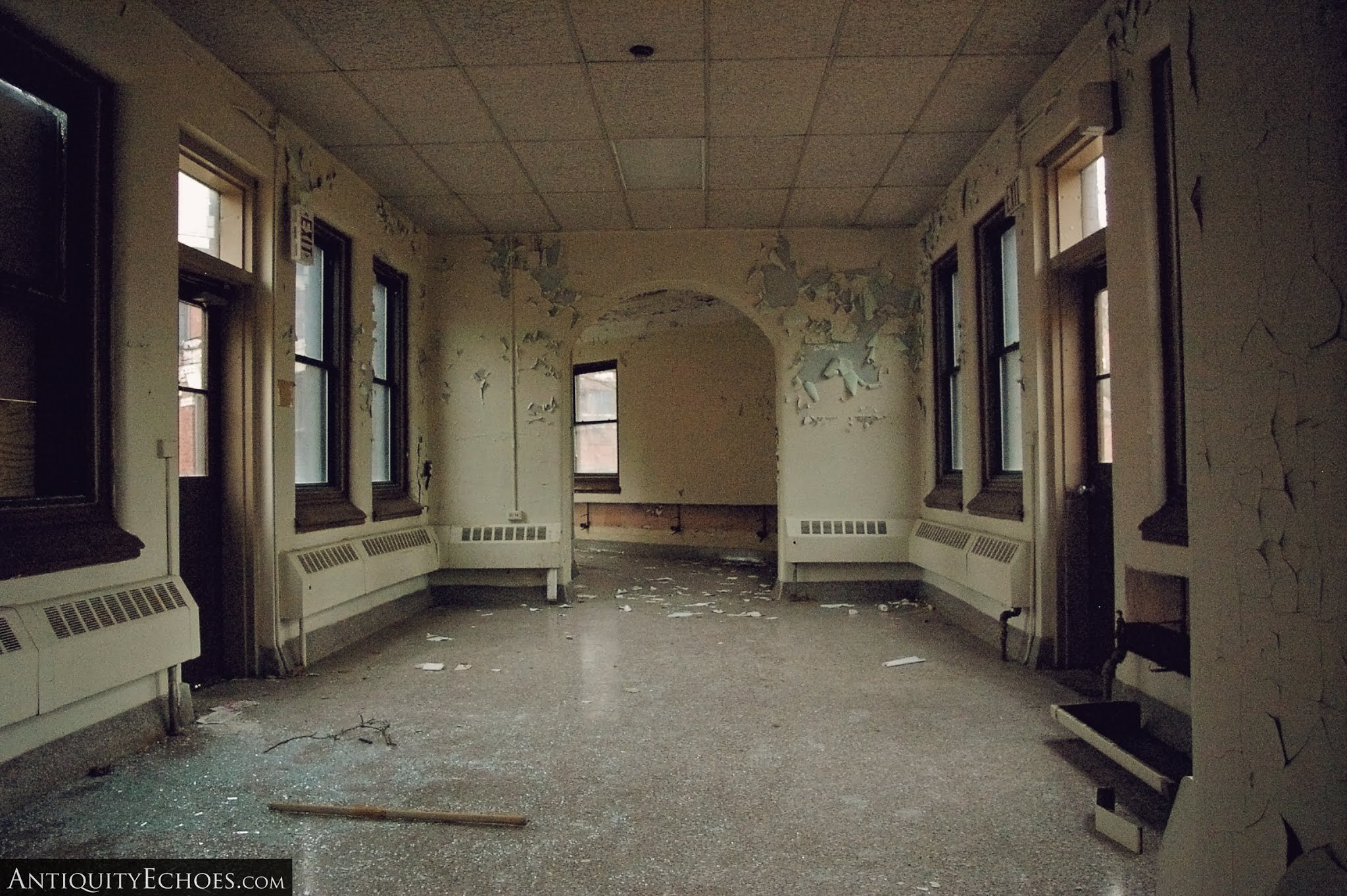 Overbrook Asylum - Connector Hall
