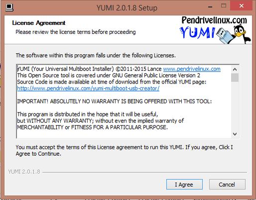 como crear usb multiboot con yumi