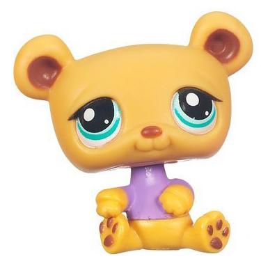 Lps Bear Generation 3 Pets Lps Merch