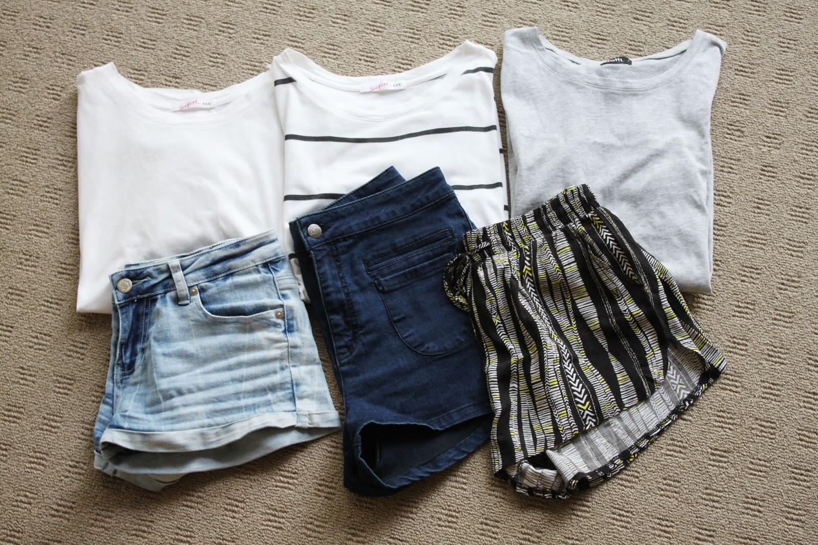 Summer Style Flatlay
