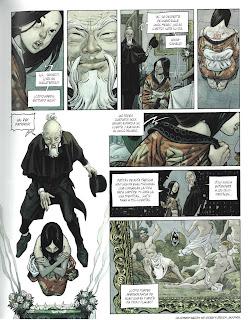 """Reseña de """"Shi: El rey demonio"""" de Zidrou y Homs - Norma editorial"""