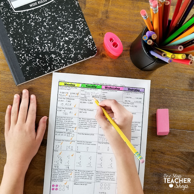 Test prep can be stressful, but it doesn't have to be!  Read my favorite test prep ideas for test taking strategies and getting students ready for standardized tests. Grab the free test taking strategies rap! (It's adorable) | Math Review | Reading Review | Test Taking Tips and Strategies