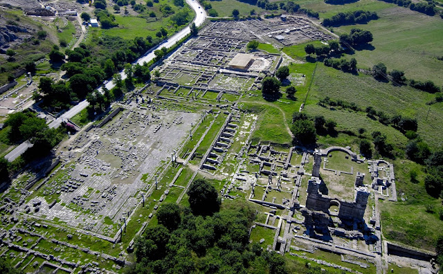 Ancient Philippi, a strong candidacy for UNESCO World Heritage monuments list