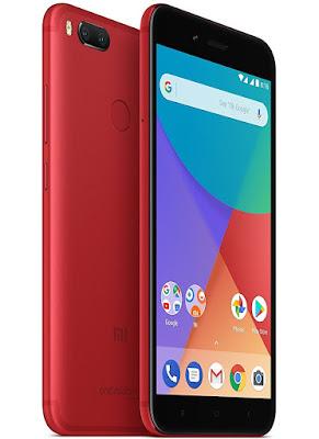 Xiaomi Mi A1 64G rojo