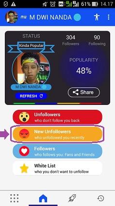 cara mengetahui unfollow baru di instagram