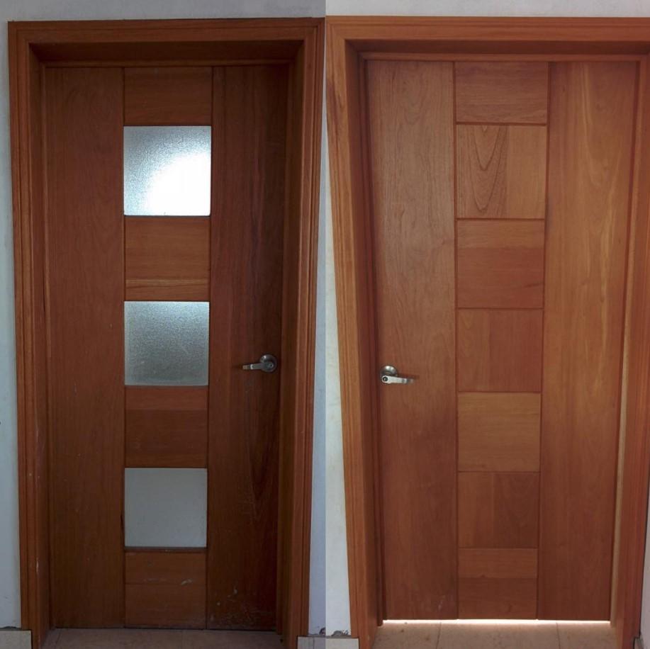 √ 42 model pintu kamar mandi minimalis yang modern kekinian terbaru