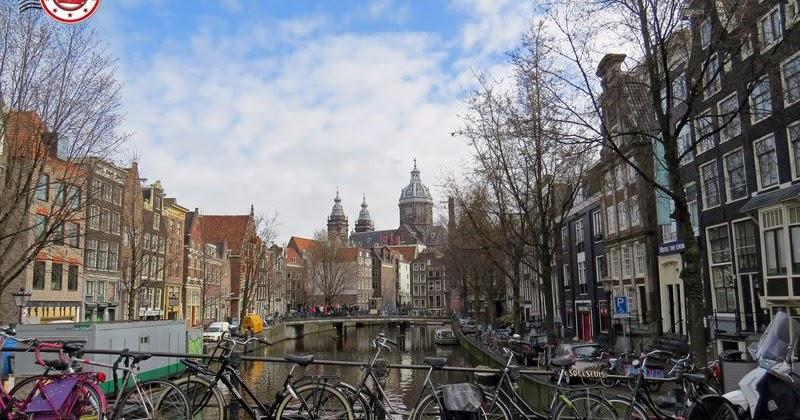 Mi maleta y yo ruta a pie por el centro de amsterdam for Hoteles en el centro de amsterdam