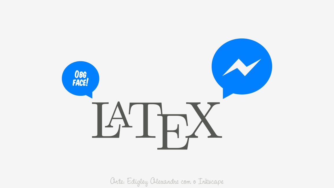 Agora o Facebook Messenger permite que você escreva fórmulas matemáticas básicas em LaTex