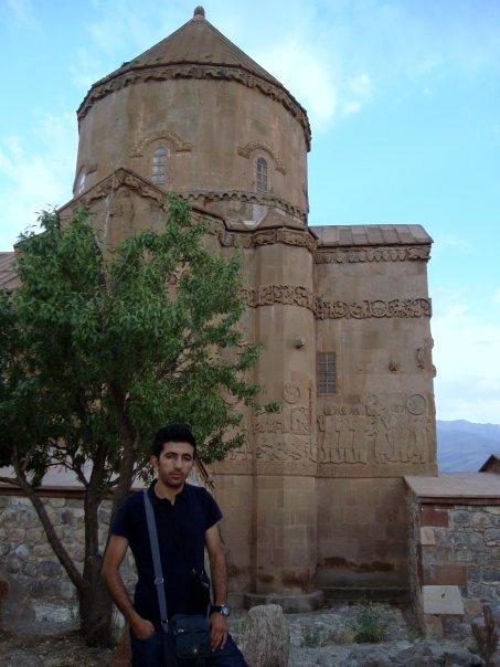 Akdamar Adası kilise