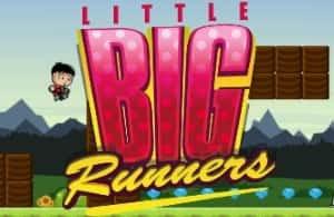 Küçük Büyük Koşucu - Little Big Runners