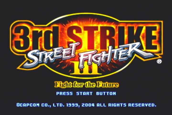 »®™ street fighter III 3rd Strike fight For قتال الشوارع ب 64 Mb ™®~»