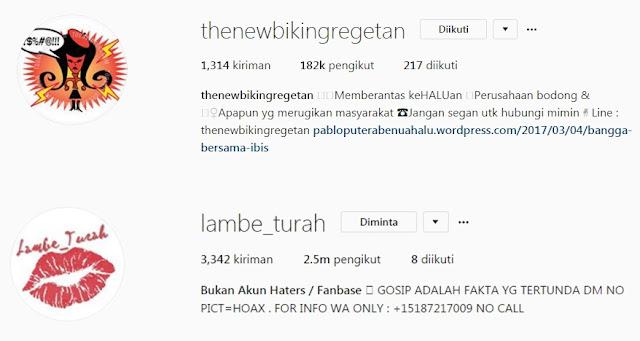 Perang Tanding LambeTurah vs TheNewBikinGregetan: Saling Ungkap Fakta, Siapa yang akan jadi Juara Rumor Indonesia?