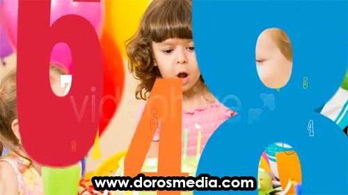 انتقالات افترافكت وبريميرحمل انتقالات لفيديوهات الاطفال والكرتون مجانا على مدونة دروس ميديا Kids Transition Pack: Motion Graphics