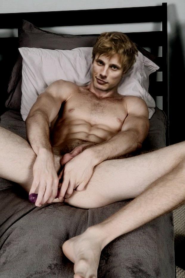 James naked bradley Bradley James/Colin