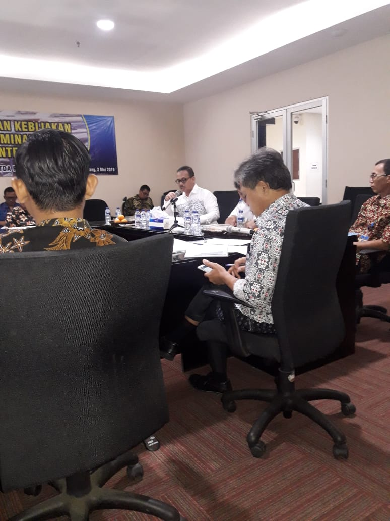 Tidak Ada Terminal Diserahkan Ke Provinsi Banten