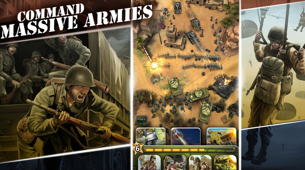 [FREE] Download SIEGE: World War II for Android