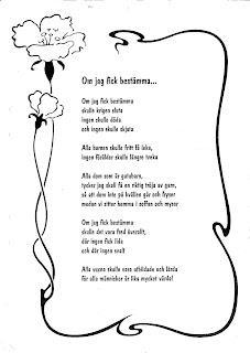 60 år dikt Because I Can: En Fin Dikt 60 år dikt