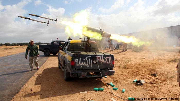 Ο ρόλος της Τουρκίας στη σύγκρουση στη Λιβύη