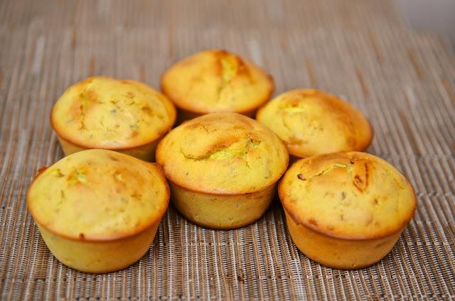 Gâteaux au citron & romarin - Lemon - rosemary - Provence - dessert - sucré - petit-déjeuner - cuisine - cooking - cook - Lemon & rosemary cake  - Aventures Gustatives