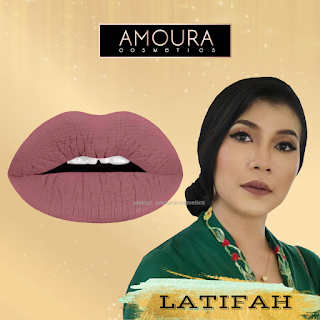Amoura Hybrid - Latifah