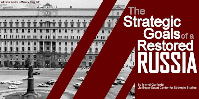 The Strategic Goals of a Restored Russia