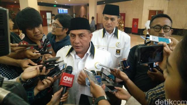 Ditantang Djarot, Letjen TNI Edy Rahmayadi: Saya Orang Asli Sumut