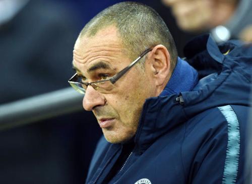 Chelsea đứt mạch bất bại: Sarri đang lãng phí Kante 1