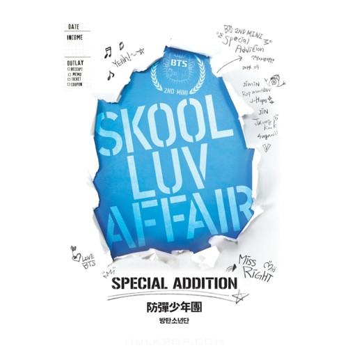 BTS (Bangtan Boys) – SKOOL LUV AFFAIR SPECIAL ADDITION [Repackage] (FLAC_CD + ITUNES PLUS AAC M4A)