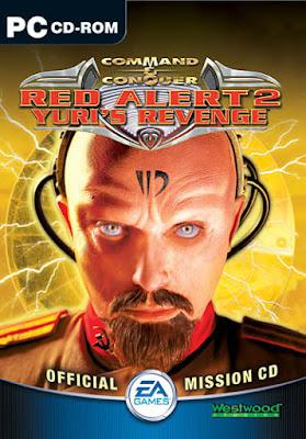 C&C Red Alert 2 PC Cover