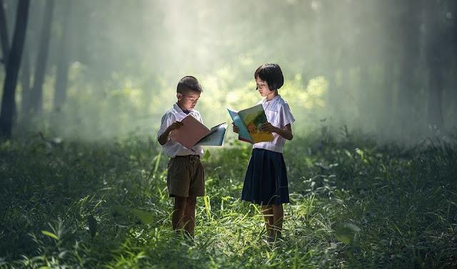 Ciri ciri kelas alam dalam dunia belajar anak