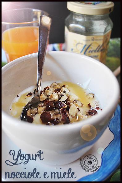 Ricetta yogurt miele