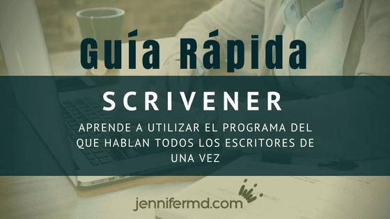 Tutorial Scrivener