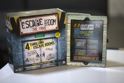 Game Night - Escape Room